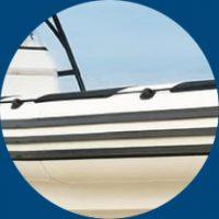 Amphibious Boat tube