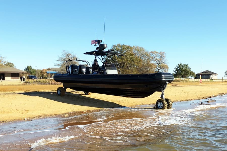 Why Professionals are going Amphibious?