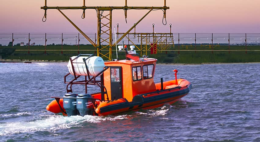 All you need to know about Airport and Fire rescue Boats