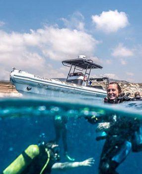 Diving RIB Boats