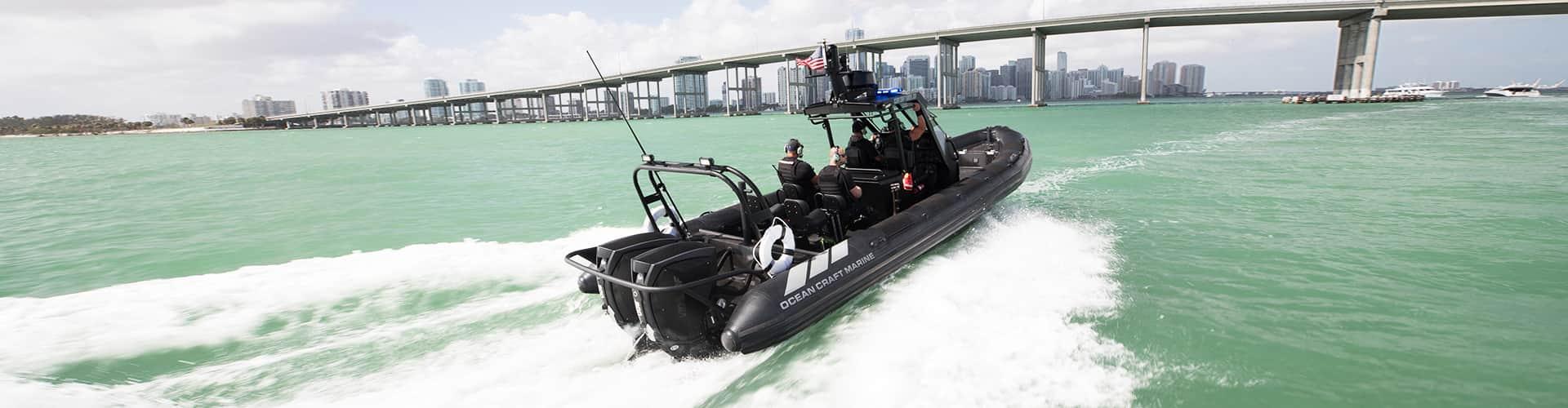 coast guard rigid hull inflatable boats