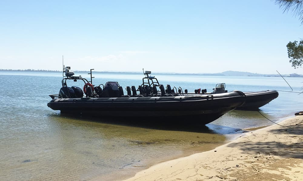 special operations rhib boats
