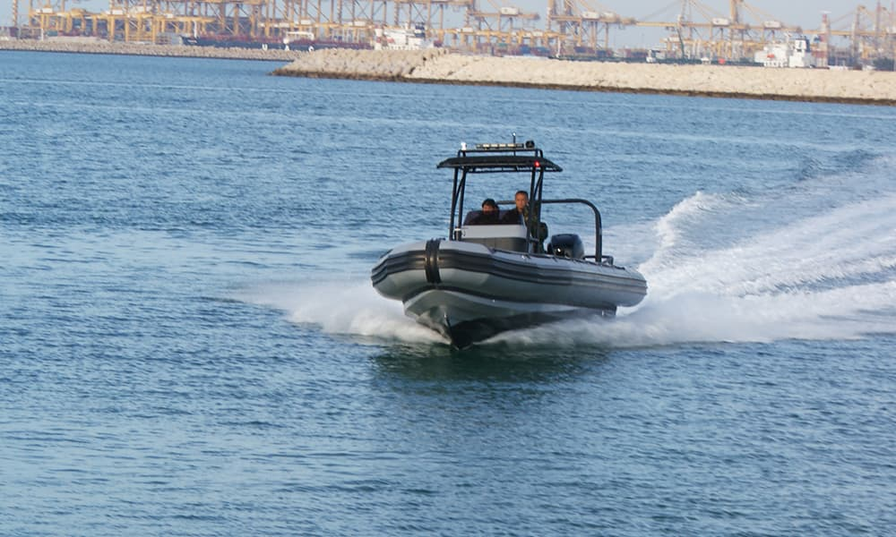 special ops rigid hulled inflatable boat