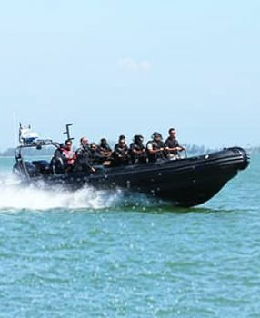 Special Operations & Anti-Piracy Boats