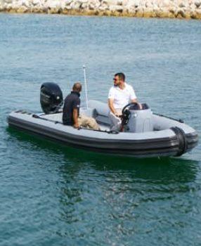 coast guard rib boats