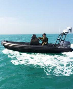 navy rib boat