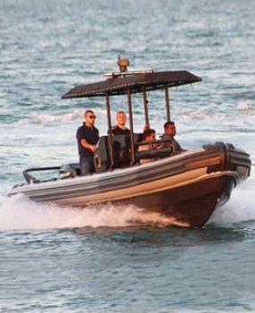 coast guard rhib