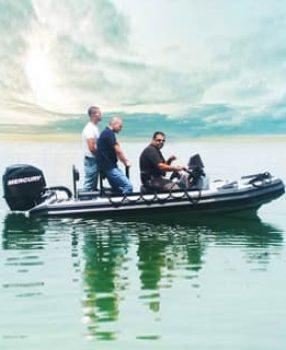 coast guard rib boat