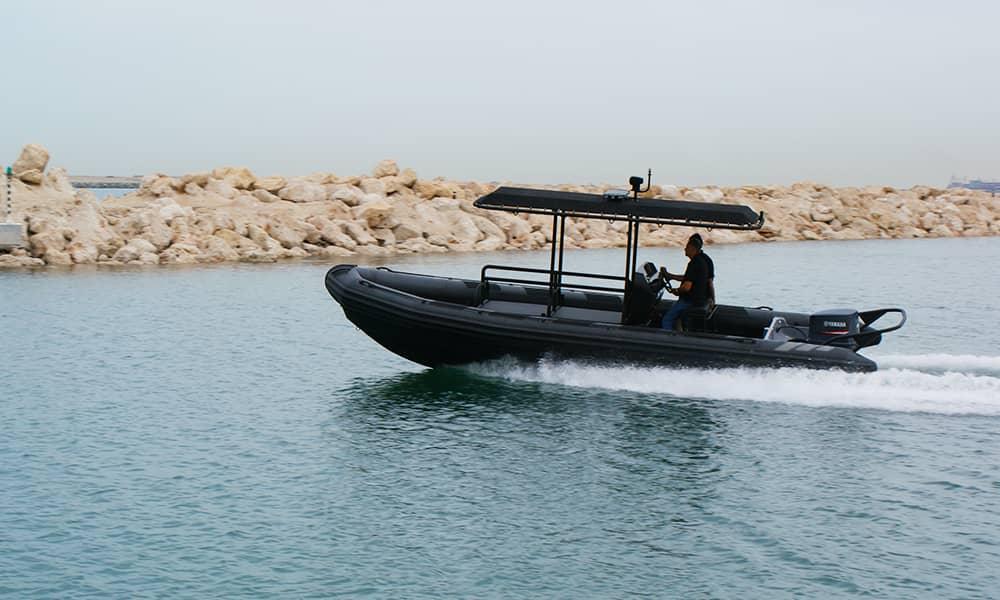 Special Operations RIB Boats