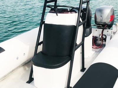 Single Futura Console with Front Seat