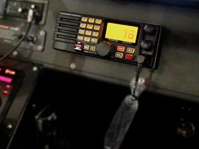 VHF-radio
